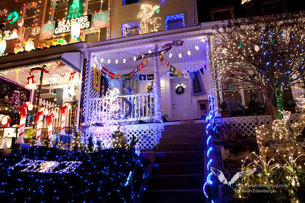 December 25th, 2011. Christmas Eve in Baltimore.